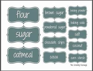 82 best kitchen pantry labels images on pinterest With kitchen cabinets lowes with blank sticker labels