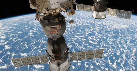 nasa plans emergency spacewalk to replace key computer international space station huffpost