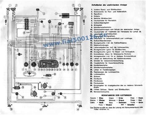 Fiat 600 Wiring Diagram by Connection Diagram 500 L Copy Size A3 Fiat 500 126