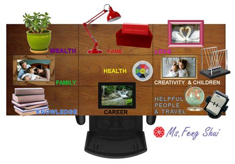 bureau feng shui how to feng shui your desk ms feng shui