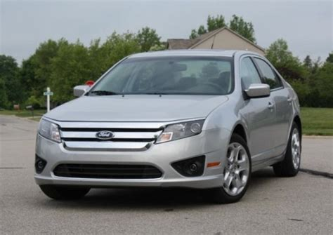 2010 Ford Fusion Se Reviews review 2010 ford fusion se 6mt the about cars