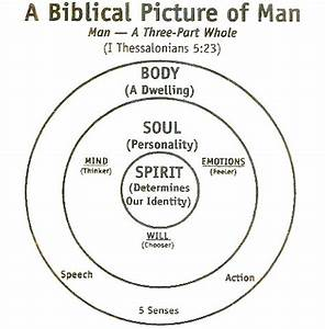 Three Parts Of Man–Body, Soul And Spirit | ChristianBlessings