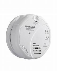 Smoke And Co Detector For Home Monitoring System