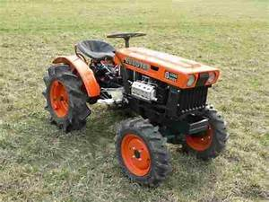 Click On Image To Download Kubota Model B6000 Tractor