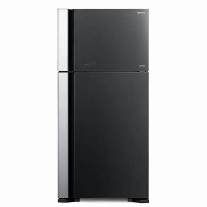 Hitachi Refrigerator Fridge Gbk Czarny P9 Sim