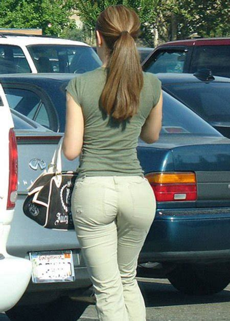 Hot Babes Nice Asses To Keep You Focused