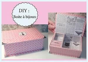 Boite à Bijoux Maison Du Monde : diy boite a bijoux youtube ~ Teatrodelosmanantiales.com Idées de Décoration