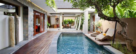 Two Bedrooms Private Pool Villas In Seminyak, Bali