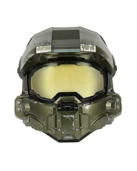 Master Chief Motorcycle Helmet