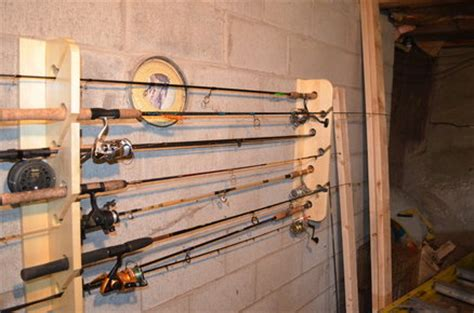 fishing rod holders  codenamedarkblue  lumberjockscom woodworking community