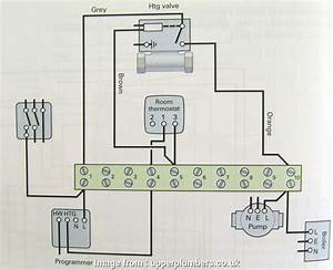 How To Wire A Valve Switch Simple Wiring Diagram Heating Only  Two