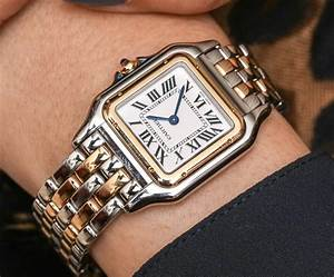 SIHH 2017 Reviews: Replica Cartier Panthère De Cartier ...