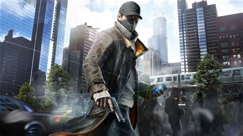 dogs aiden pearce wallpapers hd wallpapers id