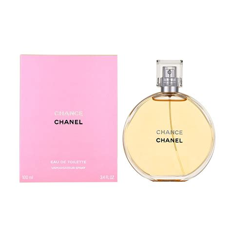 chance eau de toilette spray chance by chanel for eau de toilette spray 3 4 ounce fragranceitems