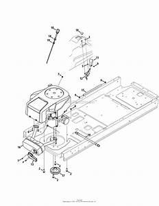 Troy Bilt 17arcacq011 Mustang 50 Xp  2015  Parts Diagram