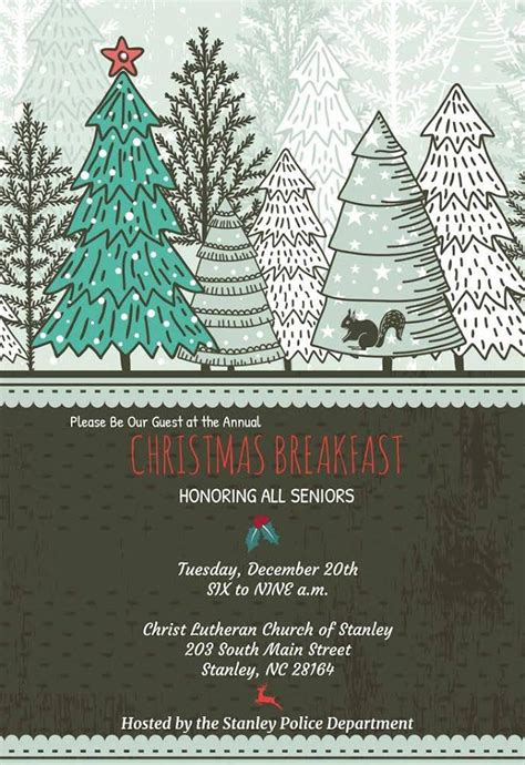 Join us for Christmas Breakfast, Tomorrow December 20 ...