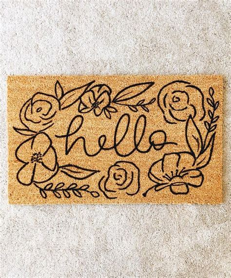 Design Doormats by Best 25 Doormats Ideas Only On Farmhouse
