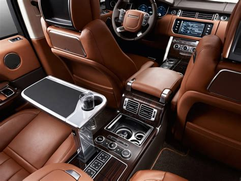 Image Land Rover Range Long Wheelbase