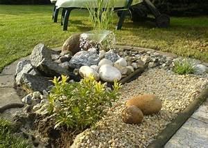 Deko Für Steingarten : steingarten mit springbrunnen steingarten gestalten ~ Michelbontemps.com Haus und Dekorationen