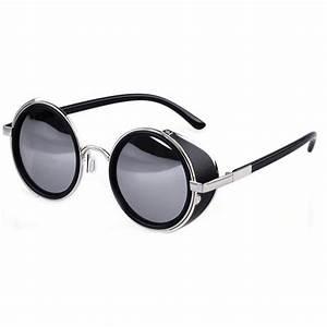 Lunette Soleil Ronde Homme : gafas de sol hombre retro ~ Nature-et-papiers.com Idées de Décoration