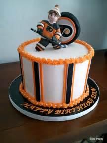 Philadelphia Flyers Birthday Cakes
