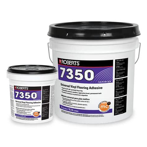 Spray Adhesive For Vinyl Flooring by Universal Vinyl Flooring Adhesive Roberts Consolidated