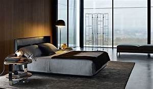 B Und B Italia : bed alys b b italia design by gabriele and oscar buratti ~ Orissabook.com Haus und Dekorationen
