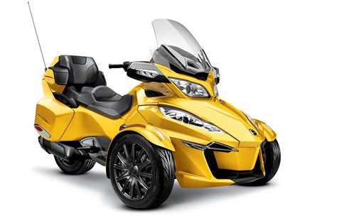 2014 Can Am Spyder by 2014 Can Am Spyder Rt S Yellow Photo 31