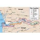 introduction the gambia a country on the western coast of africa ...