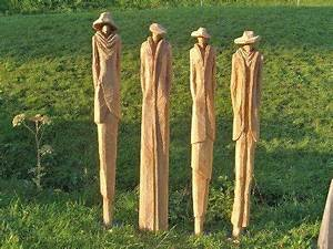 Garten Skulpturen Selber Machen : die besten 25 skulpturen aus holz ideen auf pinterest garten stehlampe nat rliche stehlampen ~ Yasmunasinghe.com Haus und Dekorationen