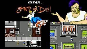 Skate Or Die Games