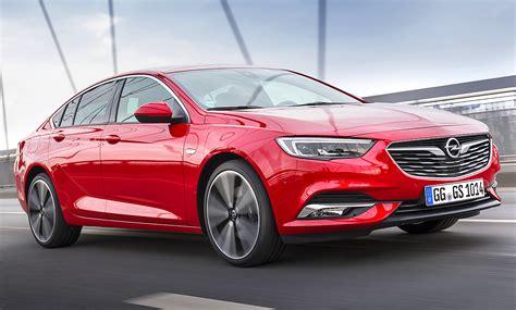 Opel Neuheiten Neue Modelle by Neuer Opel Insignia 2017 Erste Testfahrt Autozeitung De