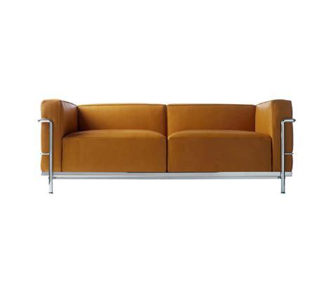 canap le corbusier lc3 de cassina canapé fauteuil méridienne
