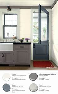2018 color trends caliente af 290 kitchen paint for Kitchen cabinet trends 2018 combined with powder room wall art
