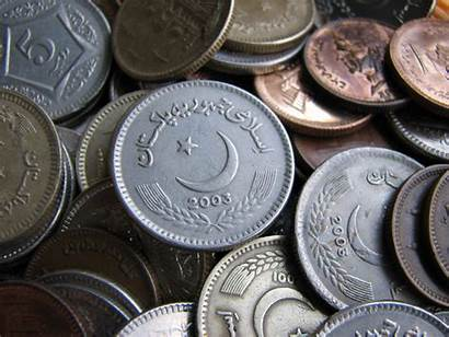 Pakistani Coins Currency Coin Notes Rupee Pakistan