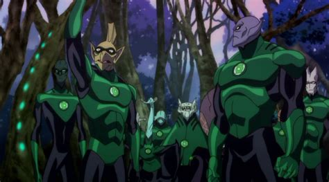 more more green lantern emerald knights