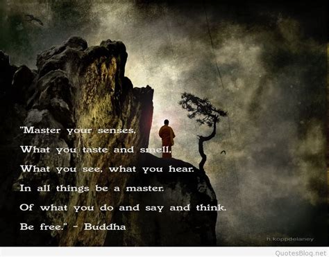True to the core, nobody can, and nobody will ever be able to control your feelings completely. Inspirational Buddha quotes