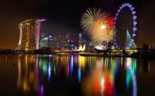 best places to the singapore new year fireworks 2016