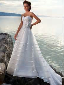 sleeveless wedding dresses tightly with gorgeous strapless wedding dresses fashion corner