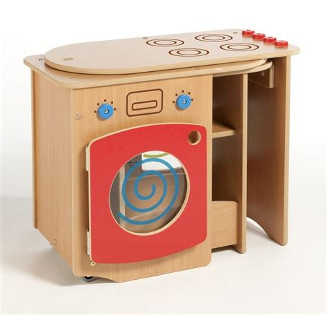 Fold Away Play Kitchen  Children's Play Kitchens