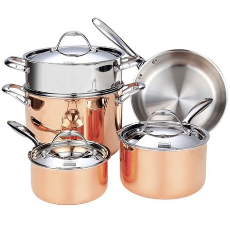copper cookware deals   blocks