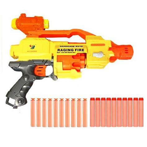 nerf car gun raging fire electric nerf style se end 1 22 2018 2 28 pm