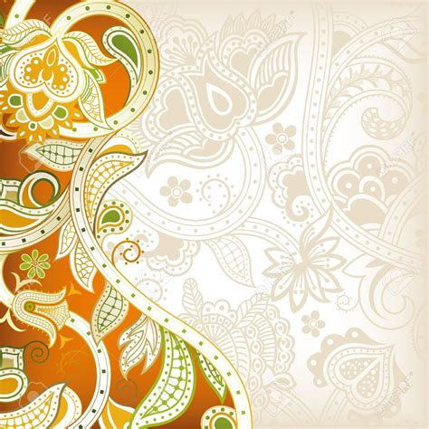 hindu wedding invitation card background design  indian