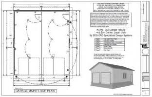 garage floor plans free 24 24 free garage plan x floor plans