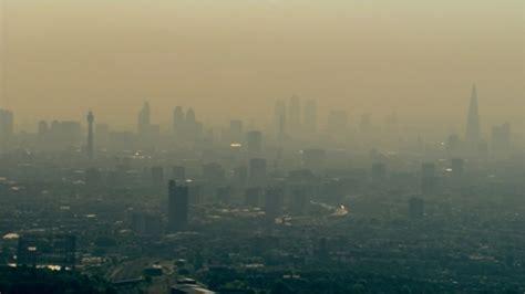 london  highest nitrogen dioxide levels  europe