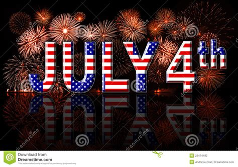independence day  july concept stock photography