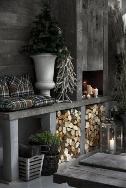 stylish christmas decor ideas   shades  grey