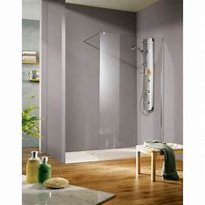 Paroi De Douche Sur Mesure : paroi de douche en verre tous les fournisseurs de paroi ~ Nature-et-papiers.com Idées de Décoration