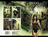 Wonder Woman Comic Book