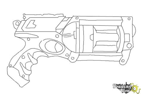 disegni da colorare nerf nerf gun coloring pages pictures to pin on